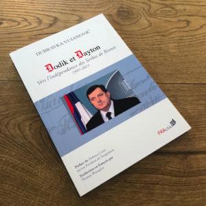 Dodik et Dayton de Dubravka Vujanovic aux éditions FRAction