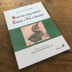Roue des cinq saisons de Roland HALBERT aux éditions FRAction